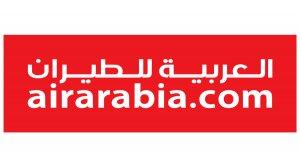 Logo Air Arabia: indemnisation, vol retardé, annulé, remboursement, que faire? en