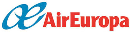 Logo Indemnisation vol retardé Air Europa