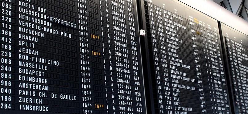 retard de vol transavia