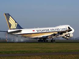Vol retardé Singapore Airlines