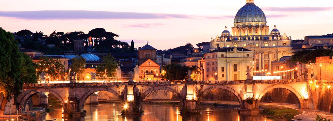 Cinq bonnes raisons d'aller à Rome