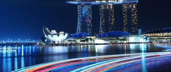 Cinq bonnes raisons de s'expatrier à Singapour