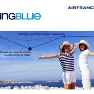 Le point sur le service Flying Blue de Air France