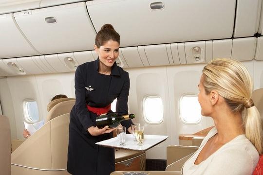 Hotesse air France