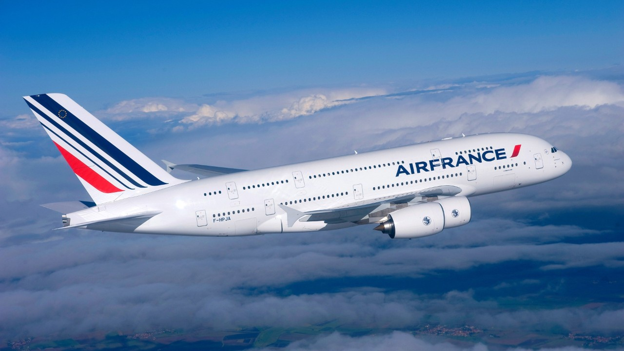 Vol annulé Air France