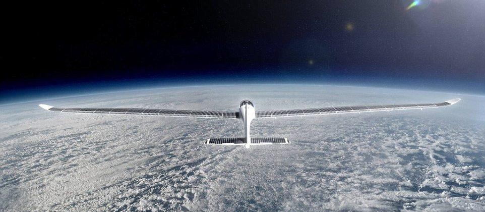 Un vol solaire stratosphérique : Une première pour le monde de l'aviation