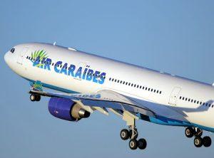 vol retardé Air Caraïbes