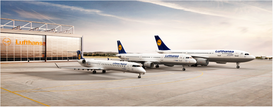 Indemnisation vol retardé Lufthansa CityLine