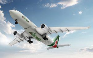 Indemnisation vol retardé Alitalia