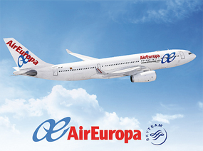 vol retardé Air Europa
