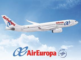 vol retardé Air Europa