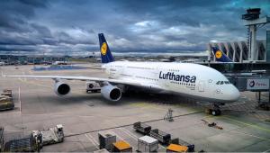 vol annulé Lufthansa Cityline