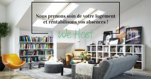 WeHost appartement