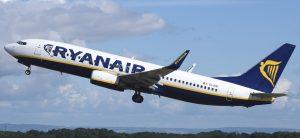vol annulé Ryanair
