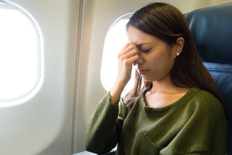 angoisse en avion