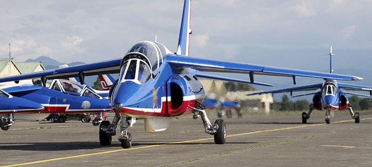 L'histoire de l'aviation en France
