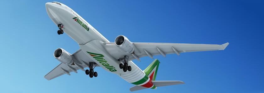 Réclamation Alitalia