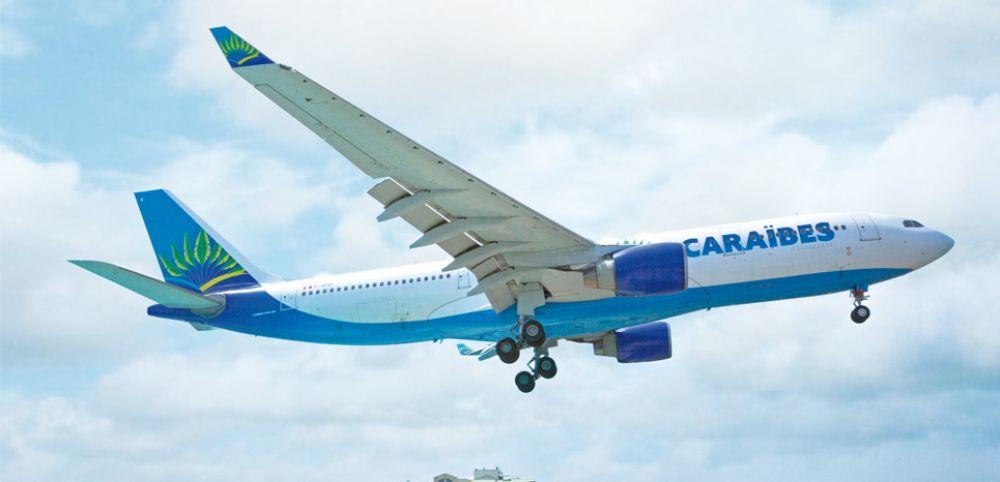 Réclamation Air Caraïbes