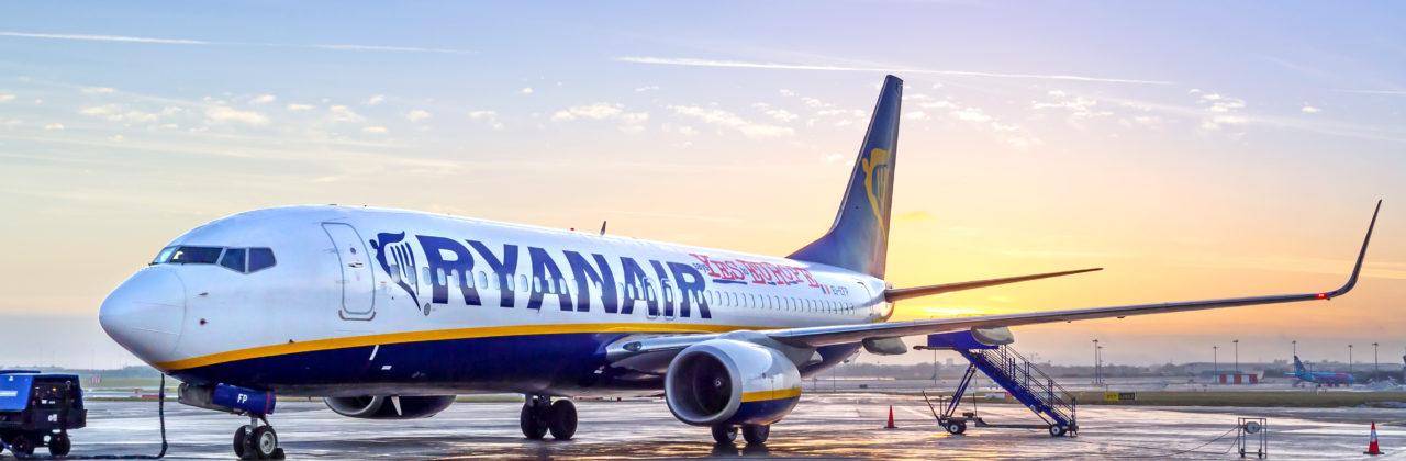 Grève Ryanair le 28 septembre prochain !