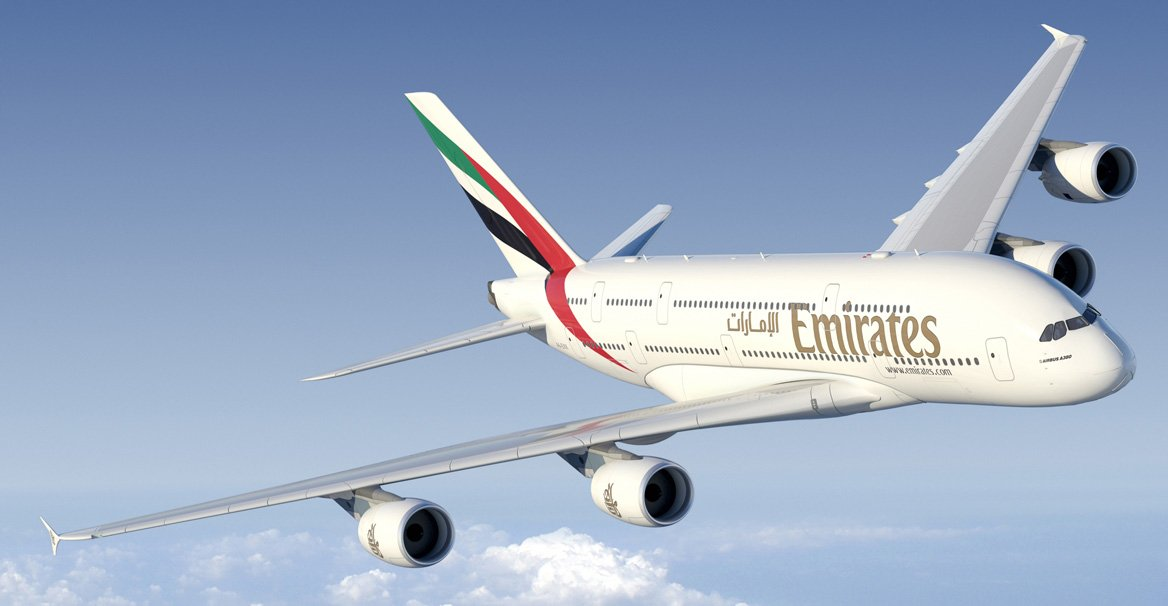 retard vol Emirates