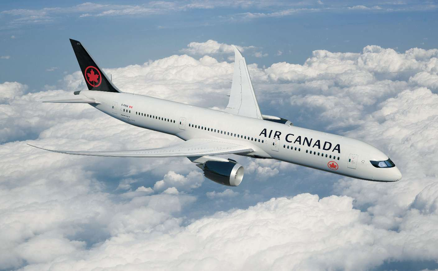 vol retardé Air Canada