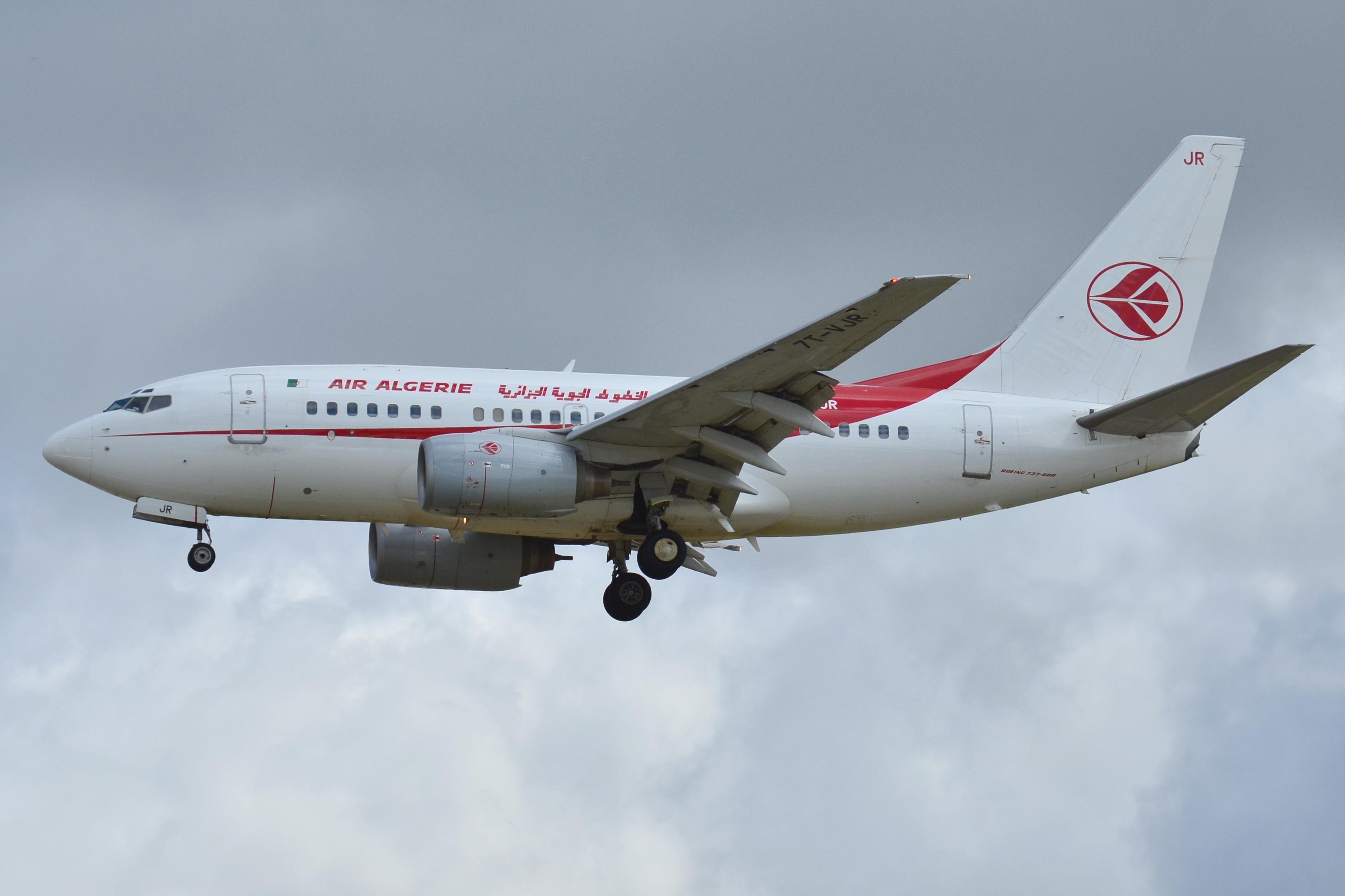 greve Air Algérie