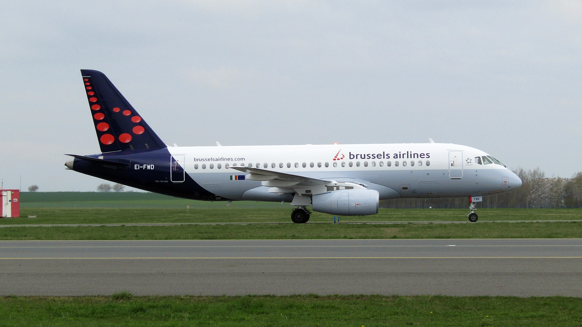 greve Brussels Airlines