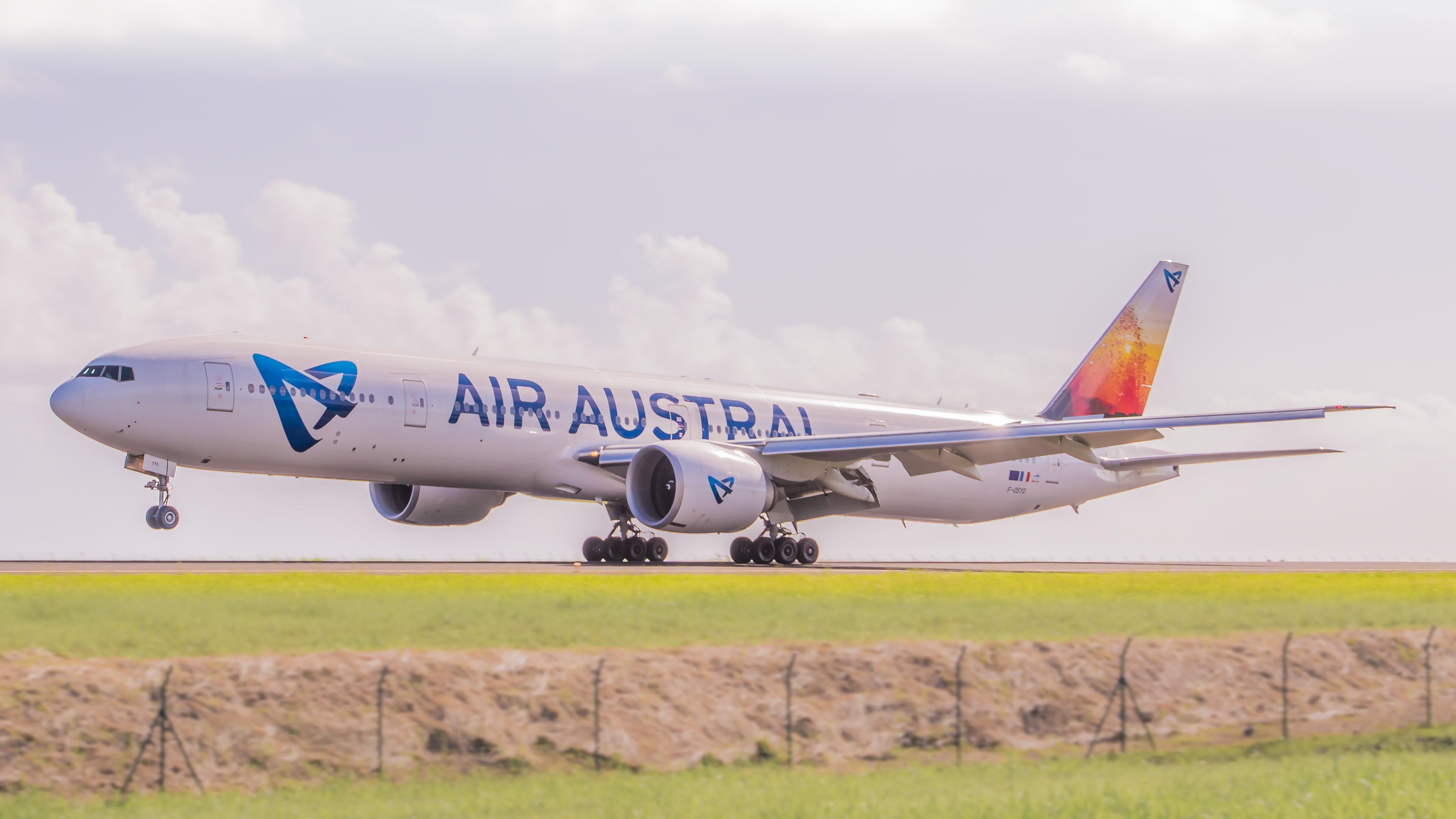 greve Air Austral