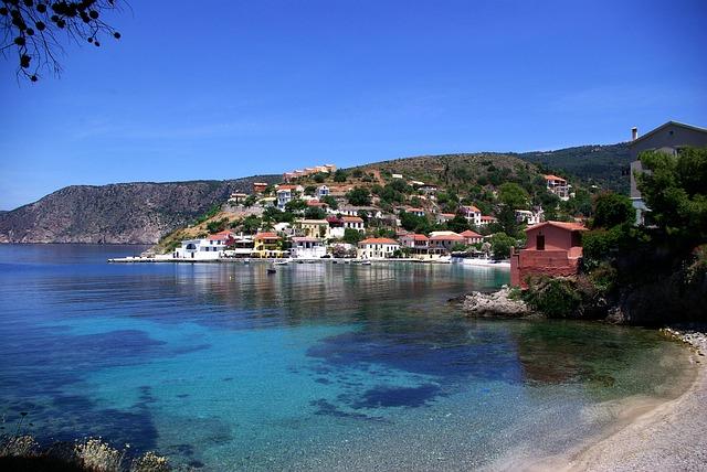 villa Assos en Célphalonie Grèce