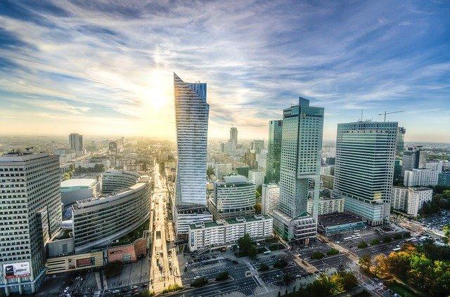Ville de Varsovie