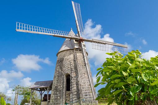 moulin à marie galante