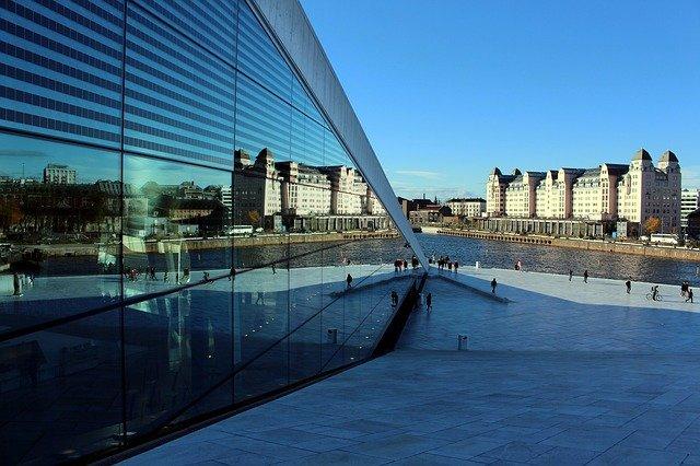 ville de Oslo, l'opera