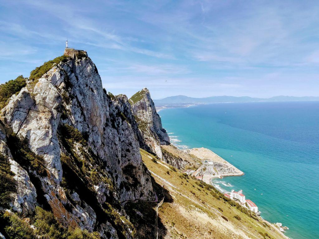 Grand rocher de Gibraltar