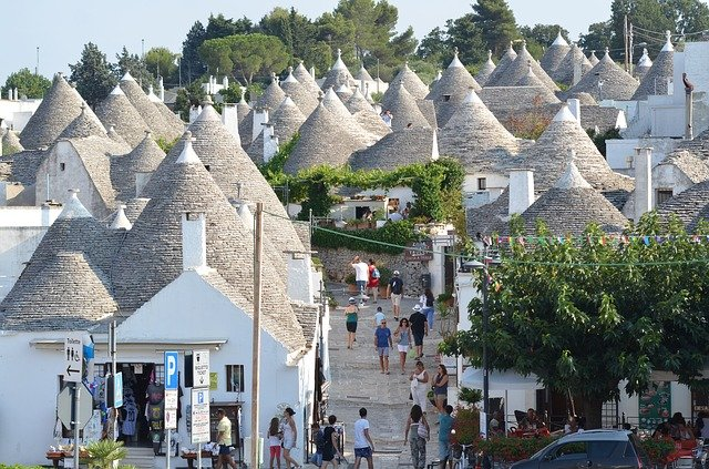 village Alberobello