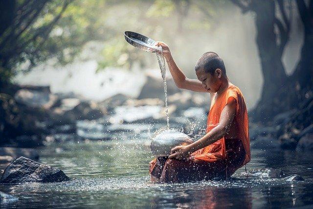 eau de riviere
