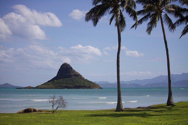 Plage Hawaï