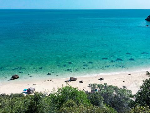 plage de Praia dos Galapinhos