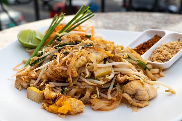 alimentation Thailande