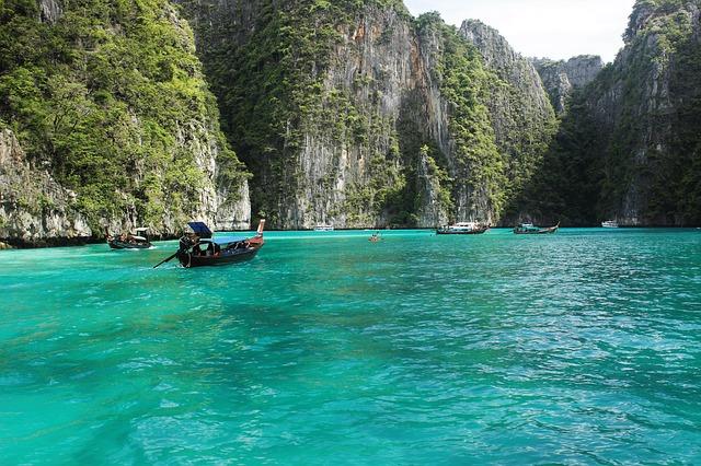 Plage paysage Thailande