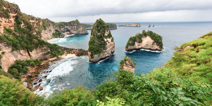 Les iles de Nusa
