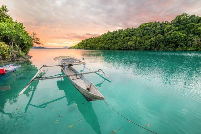 Îles Togian