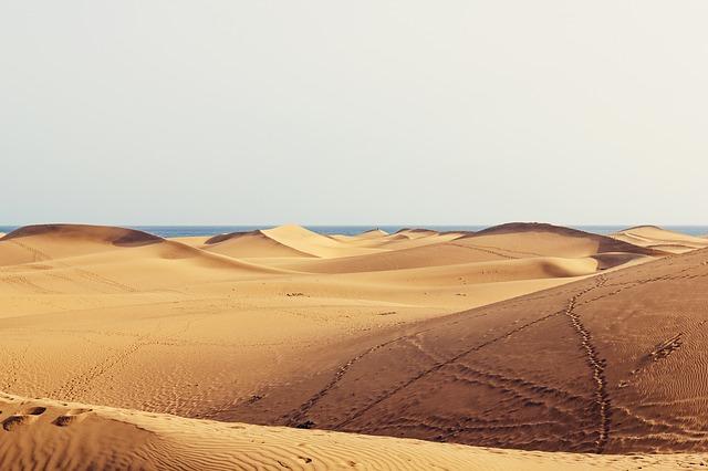dune aux iles canaries