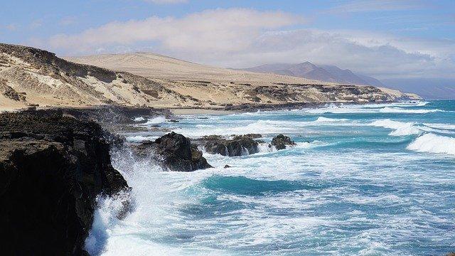 paysage des iles Canaries