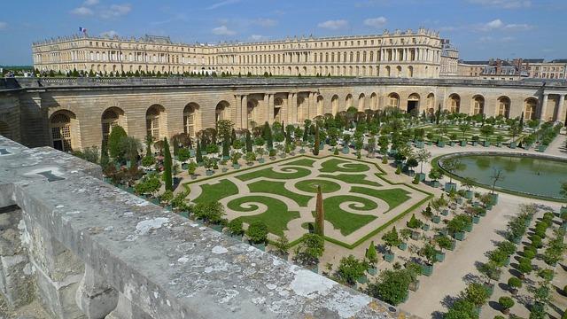 Palais de Versailles Paris